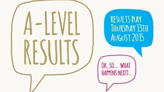 A LEVEL RESULTS | 2015