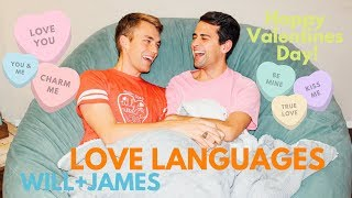 Boyfriends Find Out Love Languages 2.0