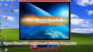 How to Play DVDs on Windows PC Using BlazeDVD