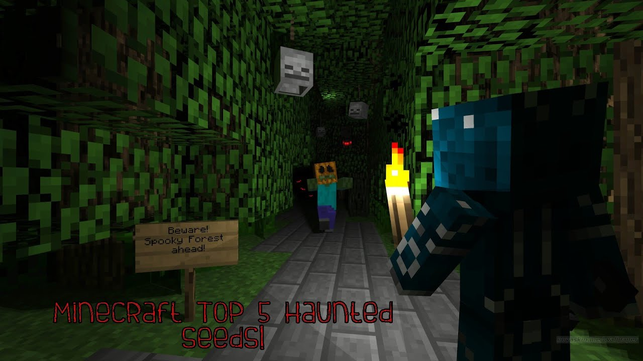 Haunted Seeds For Minecraft