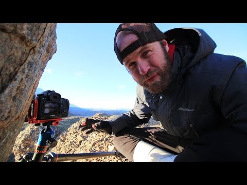 A Rough Day in Patagonia  |  BTS Landscape Photography