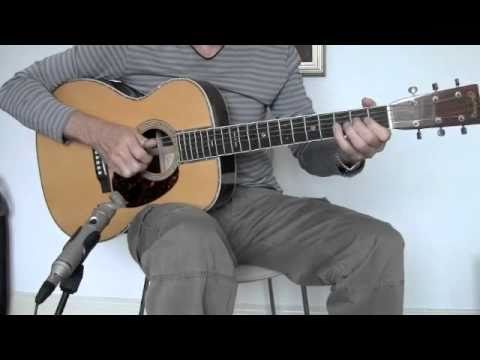 The Beatles Yesterday (acoustic guitar cover)
