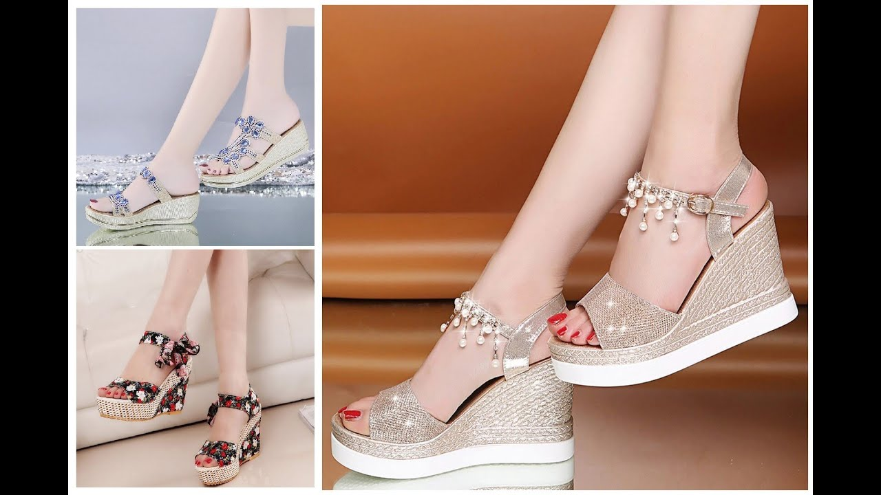 Most Comfortable Wedges Shoes High Heel