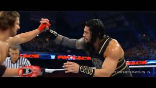 WWE Roman Reigns vs Aj Styles Payback full match