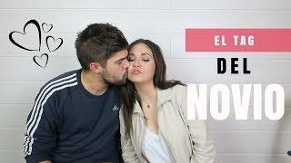 EL TAG DEL NOVIO ♥️ + SORTEO! 🎁 | CAROLINA GARCÍA