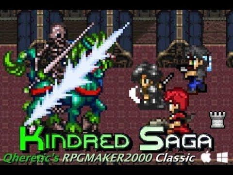 RPGMaker 2003 Archive: (Archive) Kindred Saga - RM2k