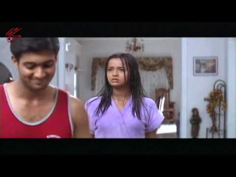 Uday Kiran Search For His Lover Gifted Watch Nice Scene || Manasantha Nuvve Movie