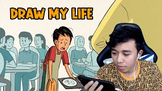 Download Lagu DRAW MY LIFE FDW - REACTION!! | efdewe mp3