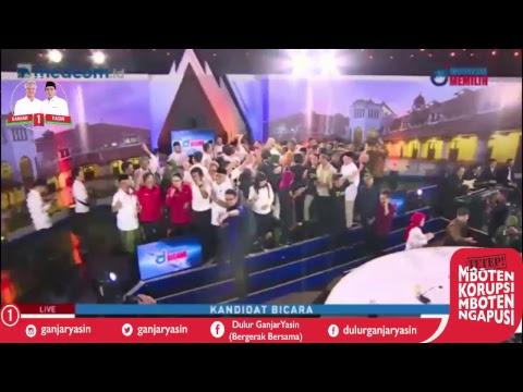 """Re-Stream Metro TV """"Kandidat Bicara Special Jawa Tengah"""" 15 Maret 2018"""