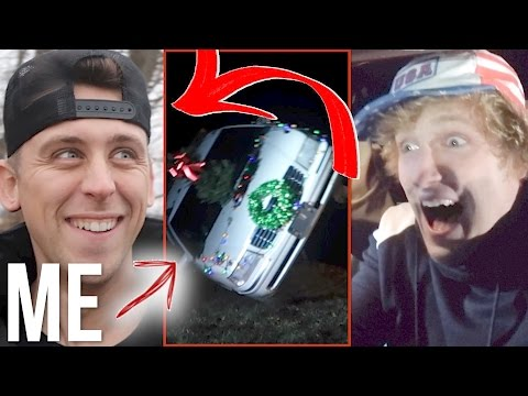Thumbnail: WE FLIPPED A LIMOUSINE WITH ME INSIDE! (w/ Roman Atwood)
