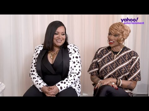 Salt-N-Pepa on being hip-hop music trailblazers [Extended]