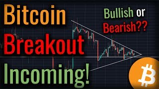 Bitcoin In Consolidation! Which Way Will Bitcoin Break?