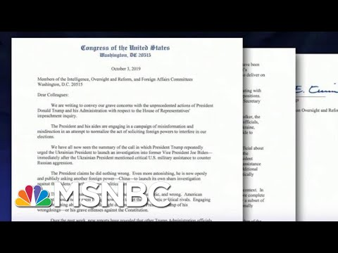 Texts Between Diplomats On Ukraine Situation Released | The Last Word | MSNBC