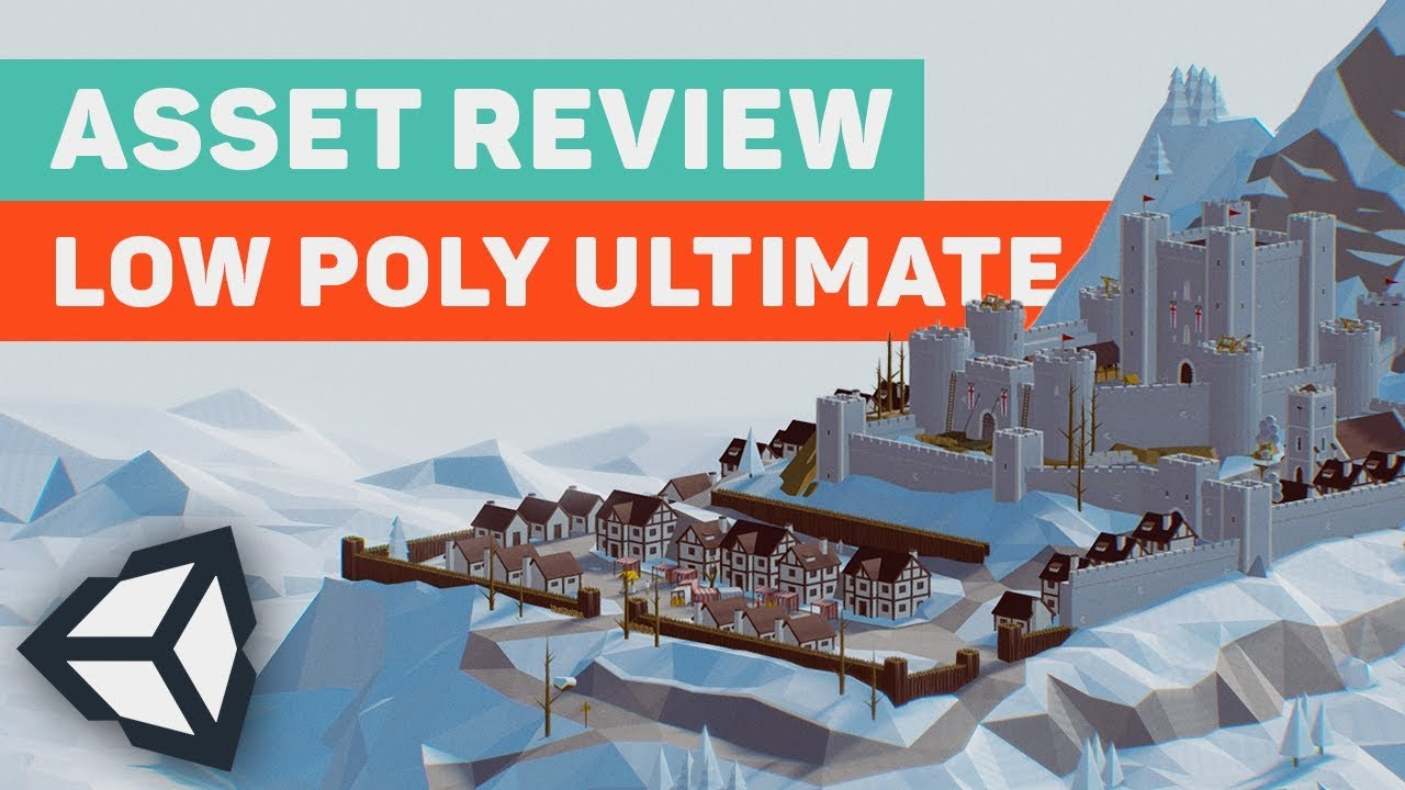Asset Review: Low Poly Ultimate Pack | Unity