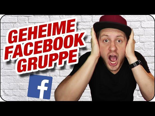 MEINE GEHEIME & EXKLUSIVE FACEBOOK-GRUPPE... 🕵️ FC Männer von ChrissKiss