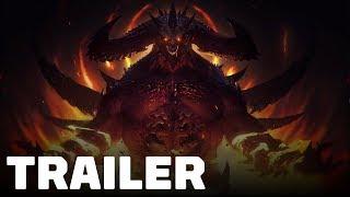 Diablo Immortal Announcement Trailer - BlizzCon 2018