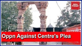 Ayodhya Petitioner Nirmohi Akhada Opposes Centre's Excess Land Plea