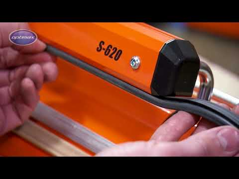 S-Type Maintenance - Silicon Replacement Optimax® Impulse Heat Sealers