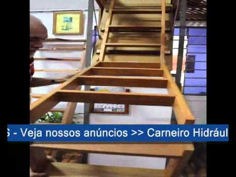 Escalera plegable superfold doovi for Escalera aluminio plegable easy