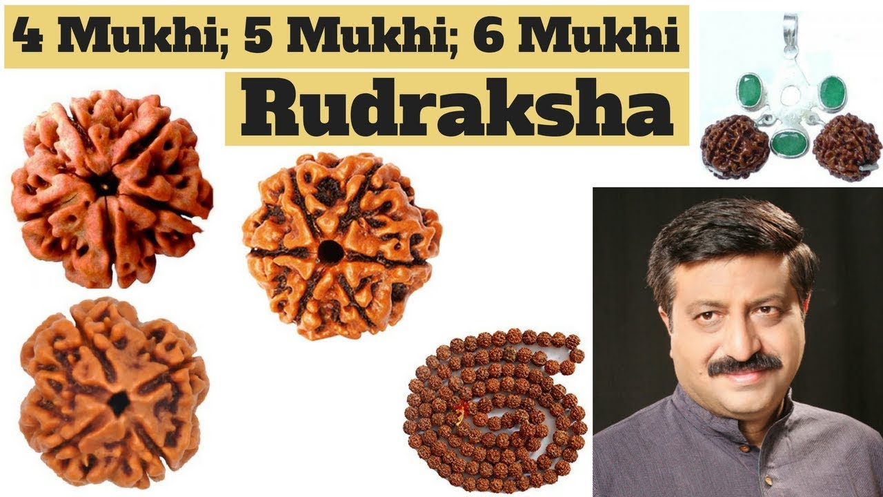 2019 year for lady- How to mukhi 6 wear rudraksh
