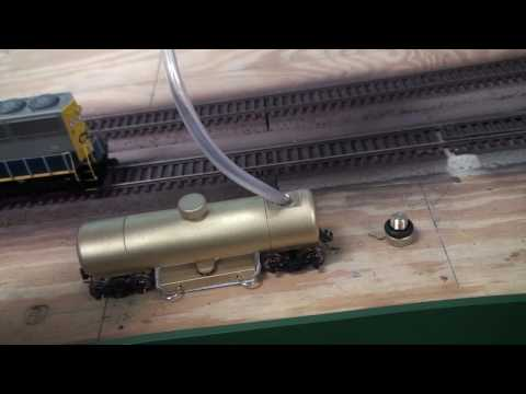 """My CSX/NS HO Railroad Part 31 """"Review of CMX Cleaning Car"""""""