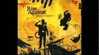 Rise Against - Whereabouts Unknown (Appeal To Reason)