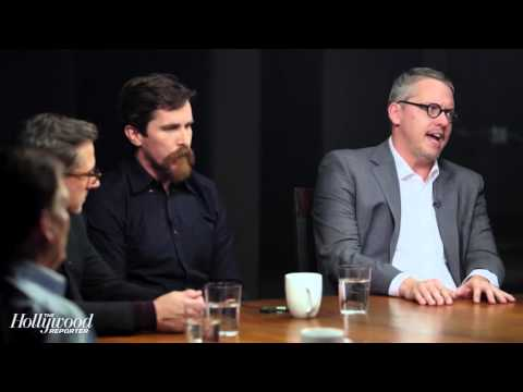The Hollywood Reporter interviews author, cast and director of 'The Big Short'