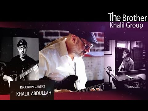 Halal Fest, Inc. Presents: Jazz for Palestine featuring The Brother Khalil Group