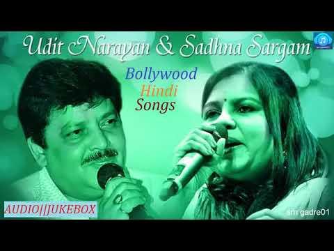 Hits of Udit Narayan & Sadhna Sargam Bollywood Hindi Songs Jukebox Songs