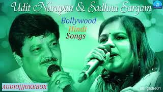 Hits of Udit Narayan & Sadhna Sargam Bollywood Hindi Songs Jukebox Songs
