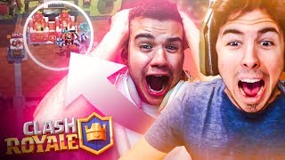 Video de PARTIDAS DE LOCURA EN 2VS2 | Willyrex Y sTaXx | CLASH ROYALE