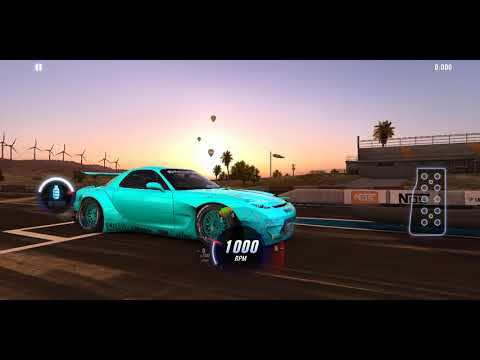 Repeat CSR Racing 2 | Mazda RX-7 Rocket Bunny | 2x Tune & Shift