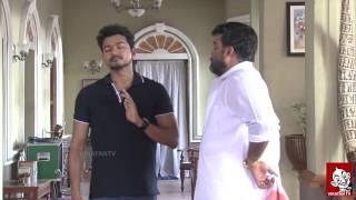 Exclusive : Vijay's Jilla Making Video