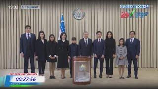 В выборах приняли участие все кандидаты в Президенты Республики Узбекистан