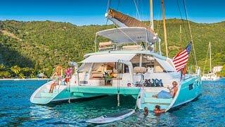 Catamaran Good Vibrations