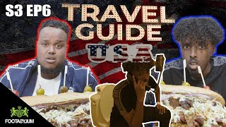 ROAD TO KSI: CHUNKZ AND AJ MAN VS FOOD CHALLENGE IN LAS VEGAS | TRAVEL GUIDE USA EP 6
