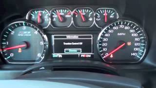 How To Use 4 Wheel Drive in a 2014 Chevrolet Silverado