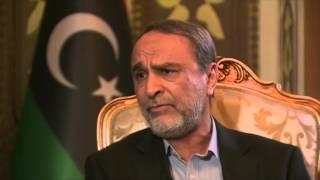 رئيس المجلس الأعلى للدولة في ليبيا عبد الرحمن السويحلي في لقاء خاص مع بي بي سي