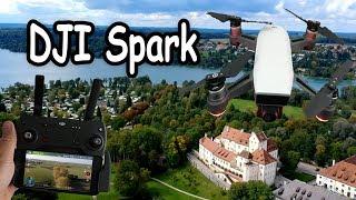 Mein fettes DJI Spark Review / Erfahrungsbericht deutsch