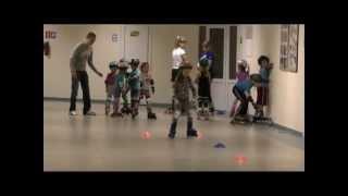 видео Горнолыжный клуб Гая Северина