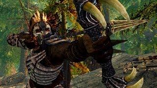 Elder Scrolls Lore: Ch.15 - Wood Elves of Valenwood