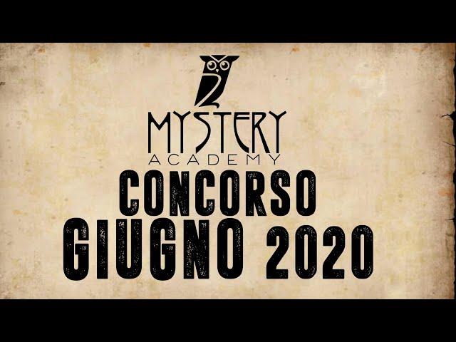 CONCORSO GIUGNO 2020!