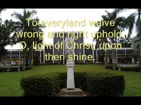 Hail Don Bosco Alma Mater Dear lyrics - YouTube
