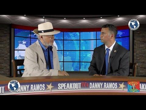 SpeakoutTV: Congressman Darren Soto HOT on Immigration