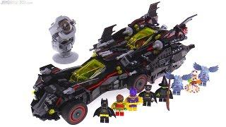 Lego Batman - Batmovil mejorado 70917 - Rewiews