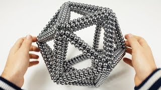 Magnet Icosahedron | Magnetic Games