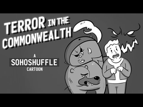 Terror in the Commonwealth (Fallout 4 Parody)