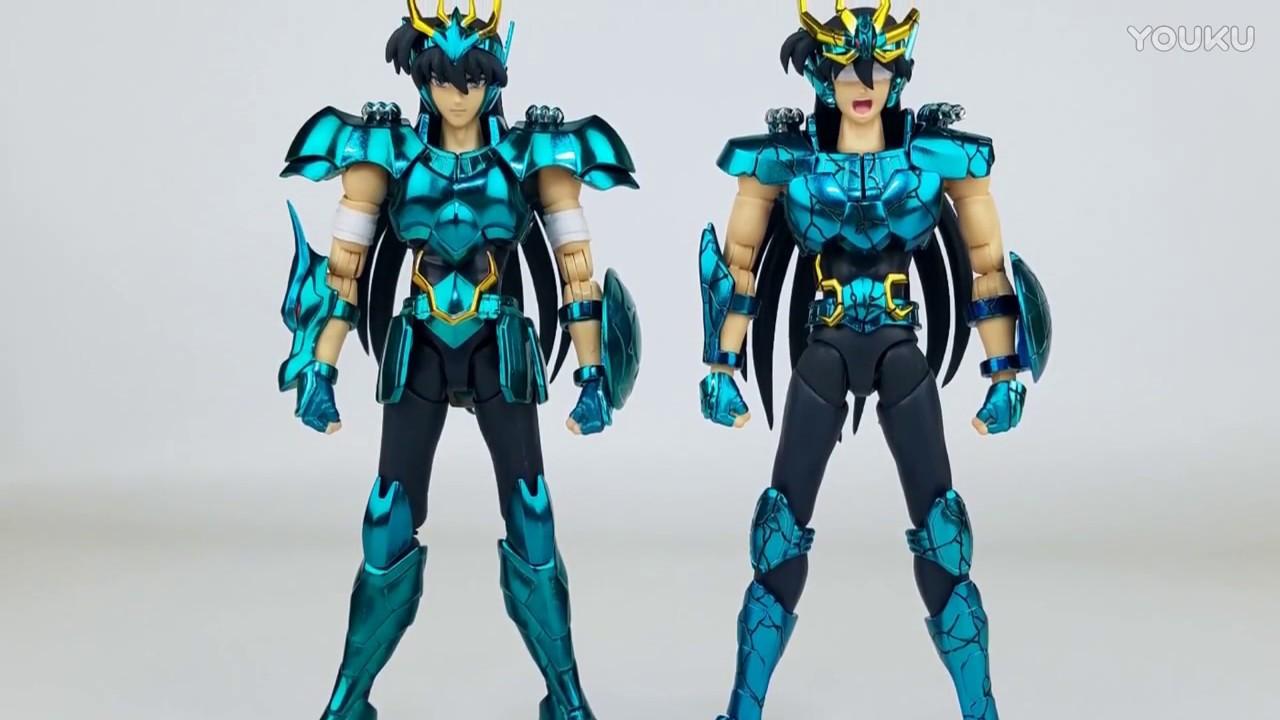 Great Toys GT Saint Seiya Myth Cloth EX Dragon Shiryu Action Figure Toy