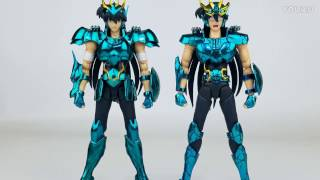 [TIMLIN] Review Dragon Shiryu V3 Saint Seiya Cloth final VER.3  Metal Armor GREAT TOYS GT