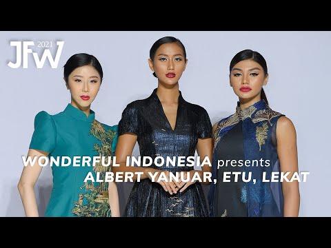 Wonderful Indonesia Presents Albert Yanuar, ETU, Lekat